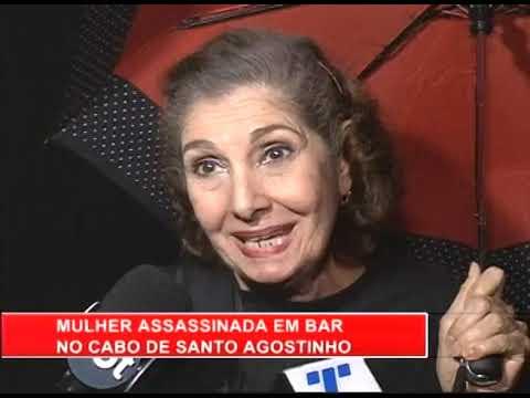 [RONDA GERAL] Mulher é assassinada em bar, no Cabo de Santo Agostinho