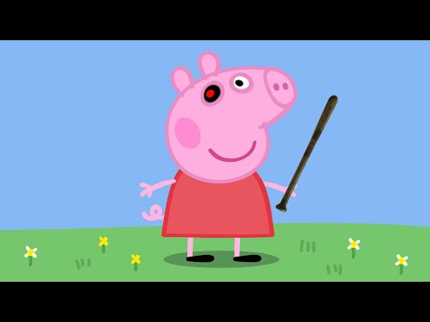 Peppa Pig Plays PIGGY!
