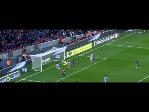Barcelona Vs Osasuna 5-1 All Goals & Highlights 27.01.2013