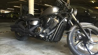 6. 2014 Yamaha Stryker - Owner's Review