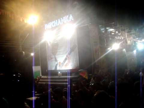Patchanka no kuduro em Barras Pi 2009