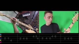 Ginuwine - Differences - Bass w/ Tab