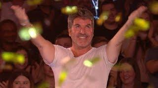 Video W.O.W! ALL 4 GOLDEN BUZZERS on Britain's Got Talent 2018 MP3, 3GP, MP4, WEBM, AVI, FLV Mei 2018