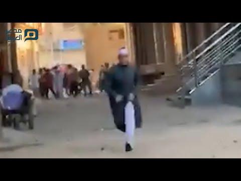 قصة الأزهري الهارب من الشرطة في أول أيام العيد