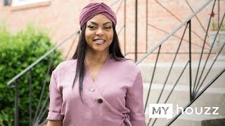 Video My Houzz: Taraji P. Henson's Surprise Renovation MP3, 3GP, MP4, WEBM, AVI, FLV Agustus 2019