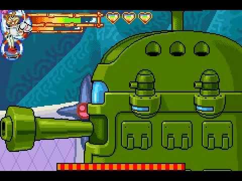 SpongeBob's Atlantis Squarepantis Final Boss (No Damage) Part 1