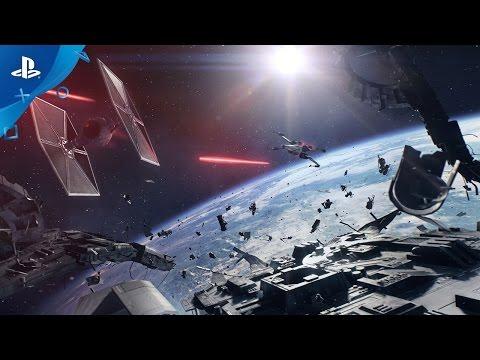 Star Wars Battlefront II - Massive Worlds and Moral Dilemmas  PS4
