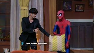 Video Muncul Tiba-tiba, Spiderman Bikin Salah Fokus Nih MP3, 3GP, MP4, WEBM, AVI, FLV Agustus 2017