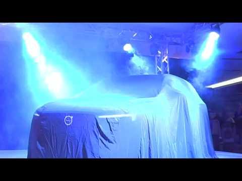 Presentazione Nuova Volvo XC60 20 Luglio 2017