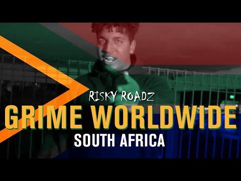 RISKY ROADZ GRIME WORLDWIDE | SOUTH AFRICA | MR SHADOW  @RISKYROADZ @FynnTeagan
