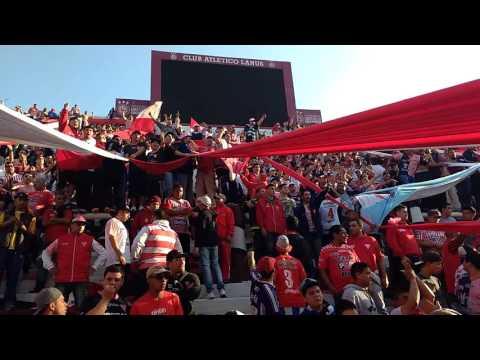 Los Andes 0-2 Estudiantes. Copa Argentina. Che Temperley no chamuyes - La Banda Descontrolada - Los Andes