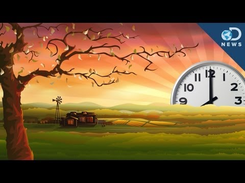 Why We Have Daylight Saving Time