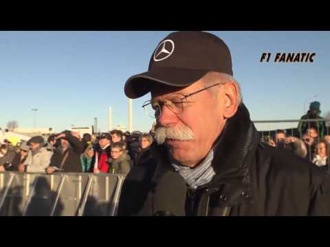 F1 Niki Lauda & Toto Wolff & Others React To Nico Rosberg's Retirement