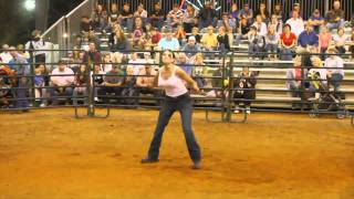 Whip Cracking Contest - Indian River County Fair