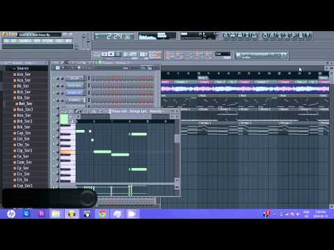 Kanye West - Devil In A New Dress (Fl STUDIO REMAKE)