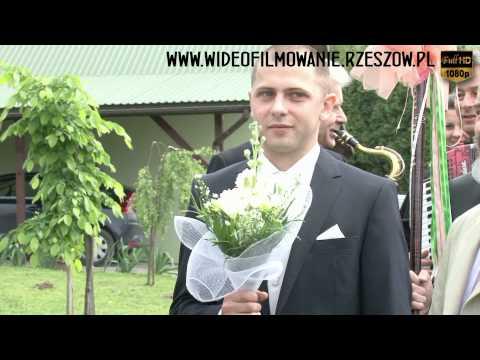Na ludową nute - Przyśpiewki weselne - Kamerzysta Podkarpacie