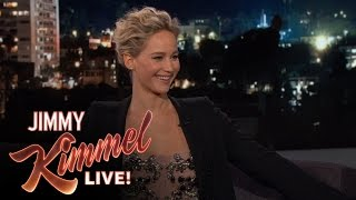 Video Jennifer Lawrence & Jimmy Kimmel are Hypochondriacs MP3, 3GP, MP4, WEBM, AVI, FLV Desember 2018