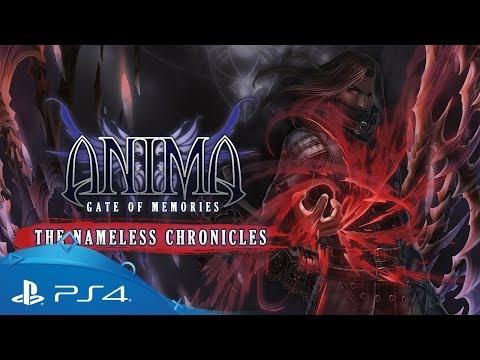 Anima: Gate of Memories - The Nameless Chronicles #1