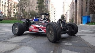 2WD RC Buggy With Devo F4 FPV System