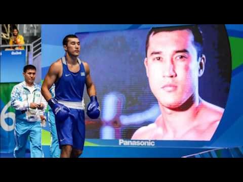 Время спорта: Казахстан побил свой рекорд на Олимпиаде (20.08.16) онлайн видео