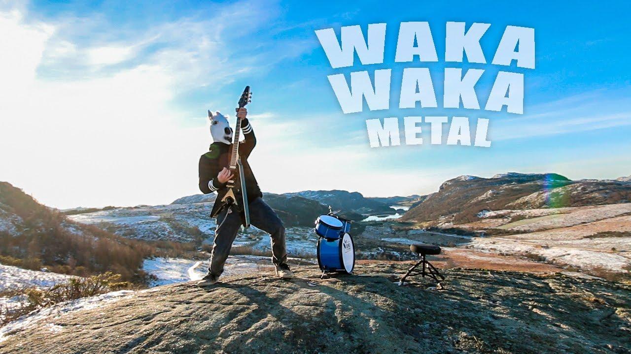 Frogleap Waka Waka Video