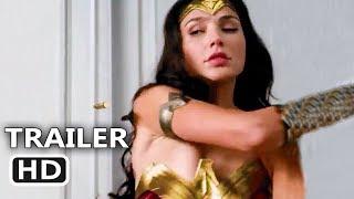 WONDER WOMAN 1984 Trailer Teaser (NEW 2020) Wonder Woman 2, Gal Gadot Action Movie by Inspiring Cinema