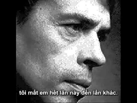 Jacques Brel   La Chanson des Vieux Amants  Vietnamese subtitle (видео)