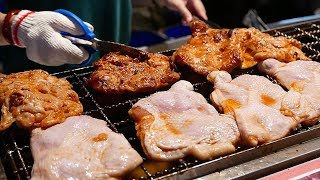 Video Taiwanese Street Food - SPICY CHILI CHEESE CHICKEN Fried Chicken Taiwan MP3, 3GP, MP4, WEBM, AVI, FLV April 2019