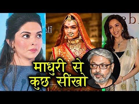 Deepika Padukone INSULTED For Ghoomar, Madhuri Dix