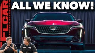 New 2020 Cadillac CT5 Debuts: Why Another New Caddy Sedan? No, You're Wrong! Ep.3 by The Fast Lane Car