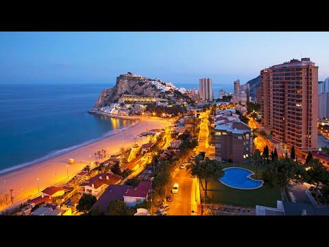 1350000€/Пляж 330м/Инвестиции в недвижимость в Испании/Купить отель в Бенидорме/Бизнес Коста Бланка