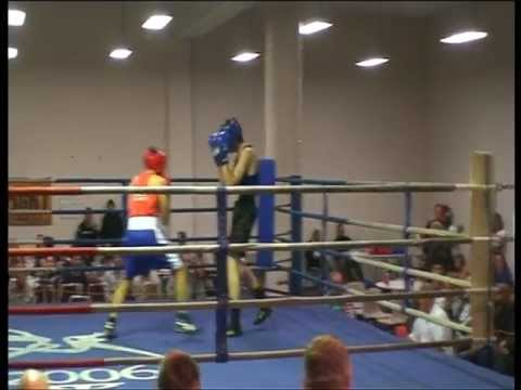 My Second Amateur Fight