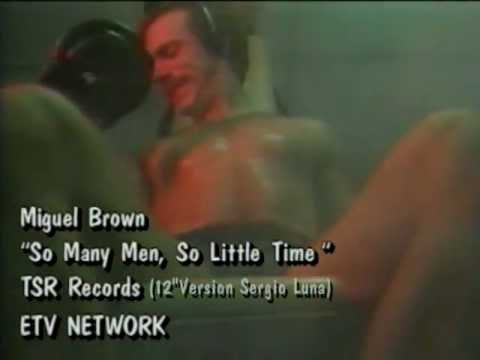 Miquel Brown – So Many Men, So Little Time