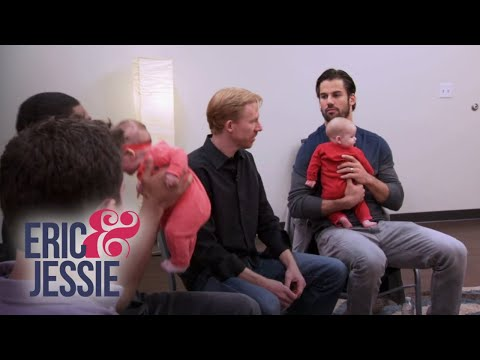 Eric Decker Enlists in Daddy Boot Camp | Eric & Jessie: Game On | E!