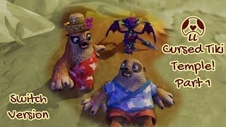 First half of the brand new level pack for Skylanders Imaginators - the Cursed Tiki Temple! Played on the Nintendo Switch version of the game. For more on Sk...