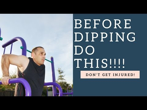 If You Do Tricep Dips Exercises, You MUST Workout This Muscle To Avoid A Shoulder Injury!