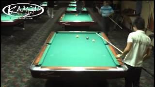 Alex Pagulayan VS Mitch Ellerman / 2012 Jay Swanson Memorial 9-Ball Tournament