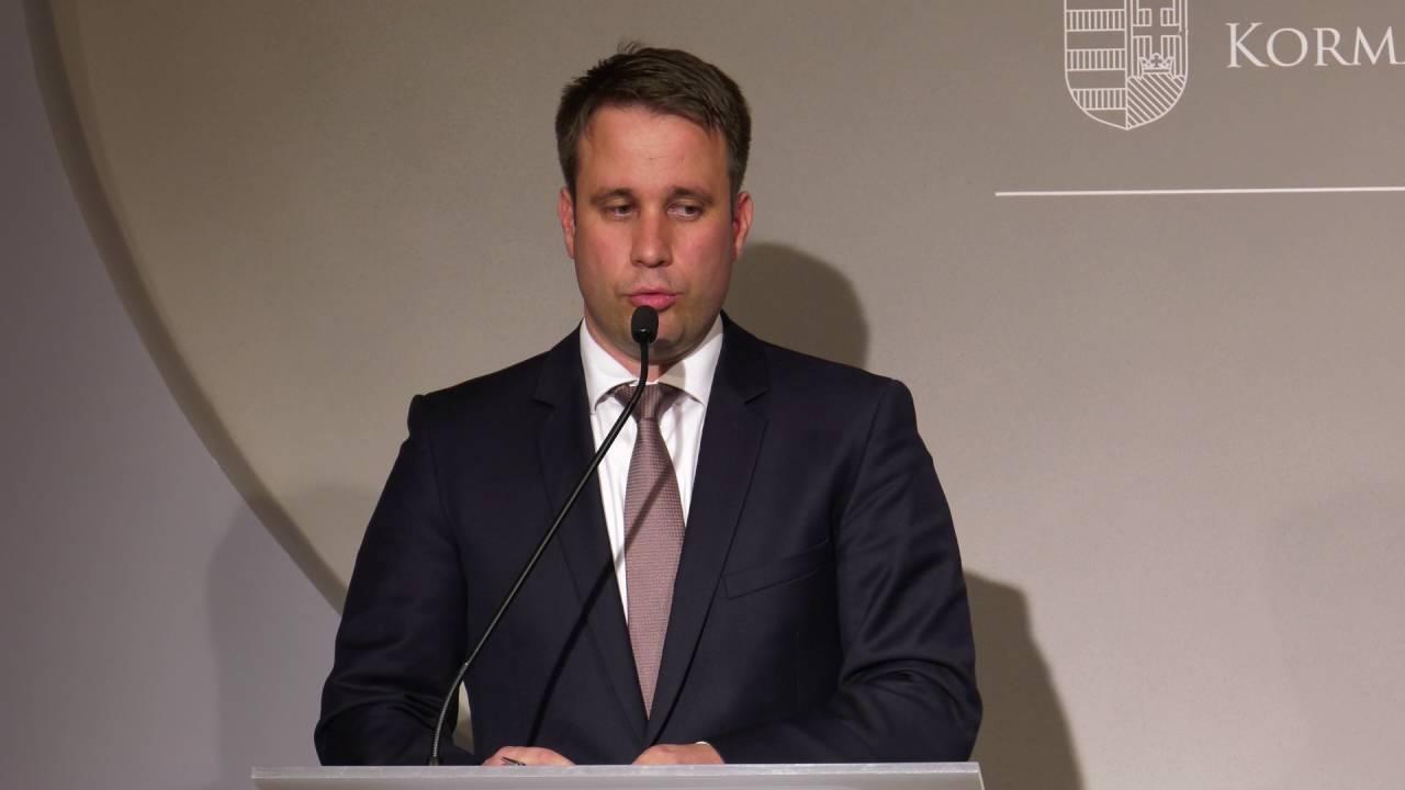 Dömötör Csaba államtitkár – 2016. szeptember 15.