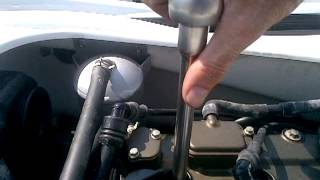 4. Kawasaki STX-15f How to Correctly Tighten Spark Plugs