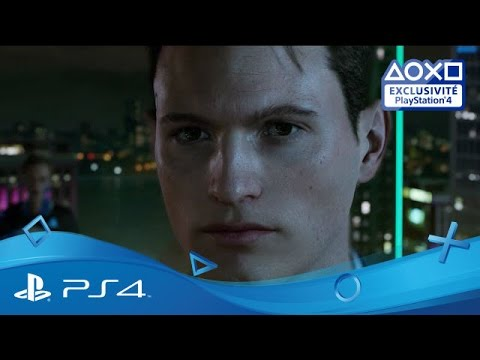 Detroit: Become Human trailer E3 2016