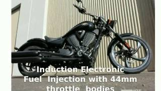 8. Victory Vegas 8-Ball -  Engine Specification Details Specs Top Speed Features superbike