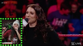 Nonton WWE Raw 12/26/16 Stephanie McMahons CM Punk Comment Film Subtitle Indonesia Streaming Movie Download