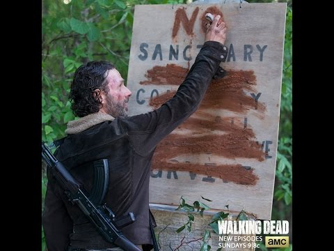 """No Sanctuary"" (The Walking Dead Season 5 ep 1)"