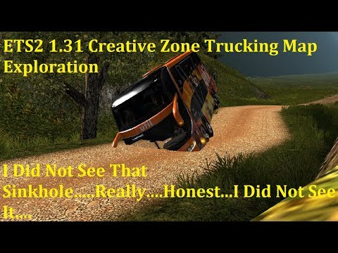 Creative Zone Trucking Map v1.0