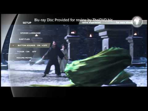47 Ronin 2013 Blu ray Menu Preview