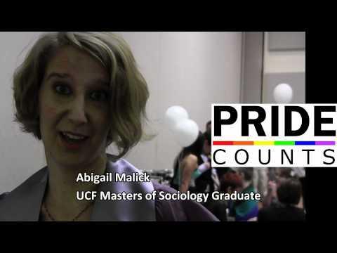 Abigail Malick Graduates UCF With Pride