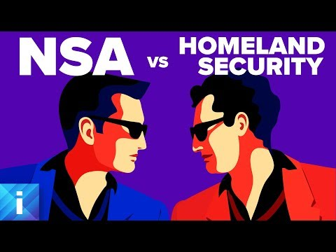 NSA vs Homeland Security - Whats The Difference & How Do They Compare?
