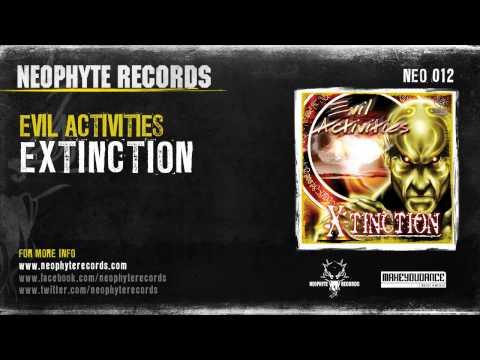 Evil Activities - Extinction