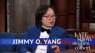 Video Jimmy O. Yang Says There's No Stand-up Comedy In China MP3, 3GP, MP4, WEBM, AVI, FLV Juni 2018