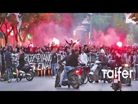 Πάρτι ΠΑΟΚτσήδων στη Θεσσαλονίκη | 90 χρόνια ΠΑΟΚ